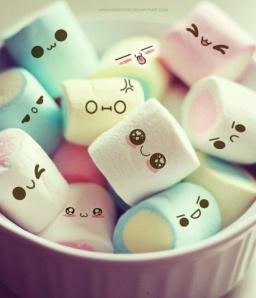 Chamallows sourire
