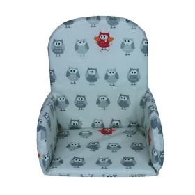 Coussin de chaise HIBOU Natalys