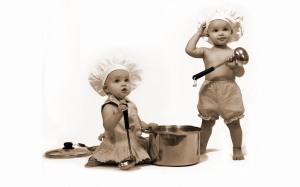 Bébé cuisine