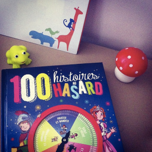 100 histoires au hasard