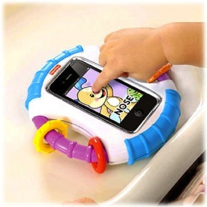 iphone fisher price