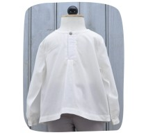 chemise-cote-d-azur-blanc